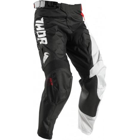 Motokrosové kalhoty Thor PULSE AKTIV RED/BLACK 2017