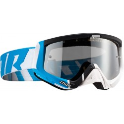 Motokrosové brýle Thor SNIPER BARRED BLUE/WHITE GOGGLE 2017
