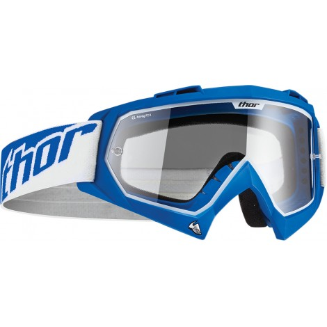Motokrosové brýle Thor ENEMY SOLID BLUE GOOGLE 2017