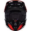 Motokrosová helma Fox Racing V1 Race orange 2017