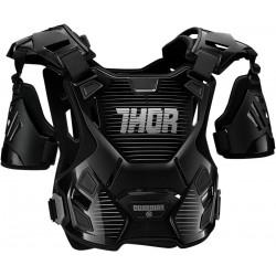 Motokrosový chránič Thor GUARDIAN BLACK/SILVER 2017