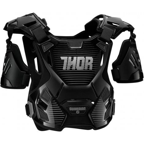 Motokrosový chránič Thor GUARDIAN WHITE/BLACK 2017