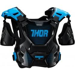 Motokrosový chránič Thor GUARDIAN BLACK/BLUE 2017
