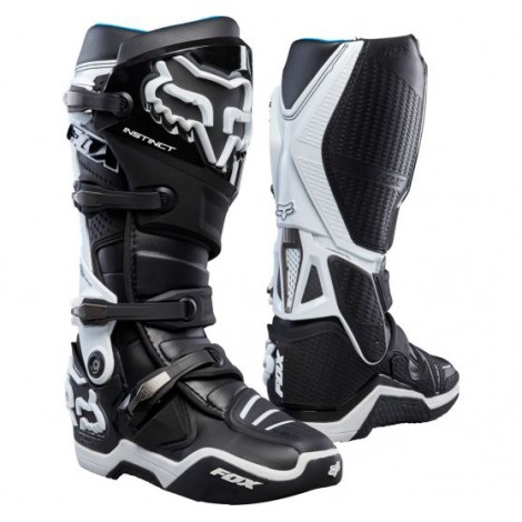 Motokrosové boty Fox Racing Instinct Boot Black/Yellow