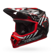 Motokrosová helma Bell MX-9 MX-9 MIPS EQUIPPED Checkmate Matte Black 2017