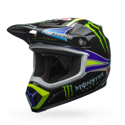 Motokrosová helma Bell MX-9 MX-9 MIPS EQUIPPED Pro Circuit Replica 18.0 Gloss 2018