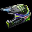Motokrosová helma Bell MX-9 MX-9 MIPS EQUIPPED Pro Circuit Replica Camo Green 2017