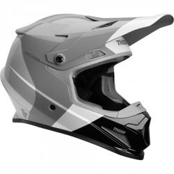 Motokrosová helma Thor SECTOR S9 BOMBER CHARCOAL/WHITE MIPS HELMET 2019