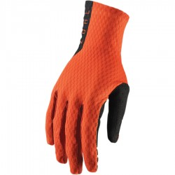 Motokrosové rukavice Thor AGILE RED ORANGE/BLACK GLOVES 2019