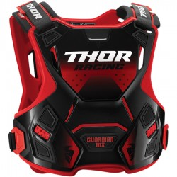 Motokrosový chránič Thor GUARDIAN MX RED/BLACK
