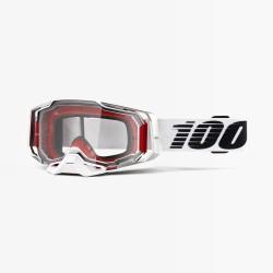 Motokrosové brýle 100% ARMEGA Lightsaber s čírým sklem 2019
