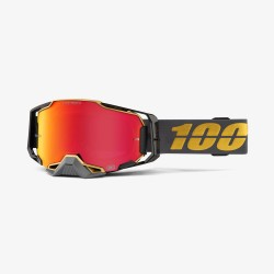 Motokrosové brýle 100% ARMEGA Falcon5 se zrcadlovým sklem 2019