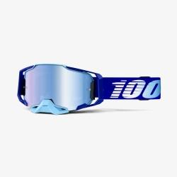 Motokrosové brýle 100% ARMEGA Royal se zrcadlovým sklem 2019