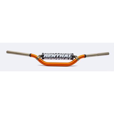 Řidítka Renthal TwinWall 28,6 oranžové