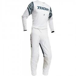 Motokrosový komplet Thor S20 PRIME PRO STRUT WHITE/SLATE 2020