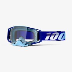 Motokrosové brýle 100% ARMEGA Royal s čirým sklem 2019