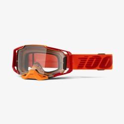 Motokrosové brýle 100% ARMEGA Litkit s čirým sklem 2019