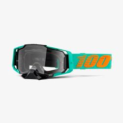 Motokrosové brýle 100% ARMEGA Clark s čirým sklem 2020