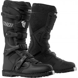 Enduro/ATV boty Thor BLITZ XP FLO ATV BLACK BOOT 2019