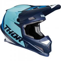 Motokrosová helma Thor SECTOR S9 BLADE NAVY/BLUE  HELMET 2019
