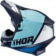Motokrosová helma Thor SECTOR COVERT MATTE SAND HELMET 2017
