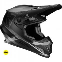Motokrosová helma Thor SECTOR MIPS SPLIT CHARCOAL/BLACK HELMET 2020