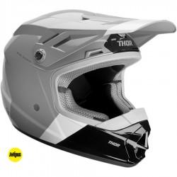 Motokrosová helma dětská Thor SECTOR MIPS BOMBER CHARCOAL/WHITE HELMET 2020
