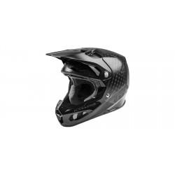 Motokrosová helma FORMULA SOLID , FLY RACING - USA (černá leská) + Brýle zdarma