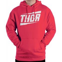 Mikina Thor Voltage červená oblečení volný čas