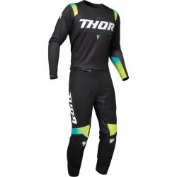 Motokrosový komplet Thor S21 PRIME PRO UNITE BLACK 2021