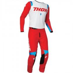 Motokrosový komplet Thor S21 PRIME PRO UNITE RED 2021