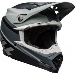 Motokrosová helma Bell 2020 Moto-9 Mips Prophecy Matte Gray/Black/White