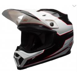 Motokrosová helma Bell MX-9 MX-9 MIPS Stryker Black/White 2017