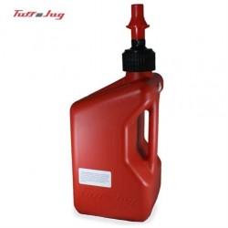 Kanystr na benzín TUFF JUG Utility Can Ripper Cap 20l červený mo