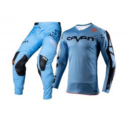 Motokrosový komplet Seven MX 2020 Rival Trooper 2 - Blue