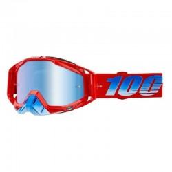 Motokrosové brýle 100% Racecraft Kuriakin s čírým sklem