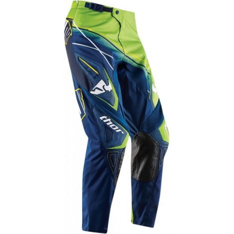 Motokrosové kalhoty Thor Phase Prism navy MX kalhoty