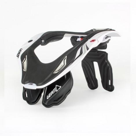 Chránič krční páteře na moto Leatt GPX 5.5 Neck Brace 2015 bílý