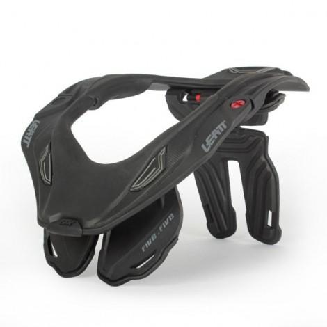 Chránič krční páteře na moto Leatt GPX 5.5 Neck Brace 2015 černý