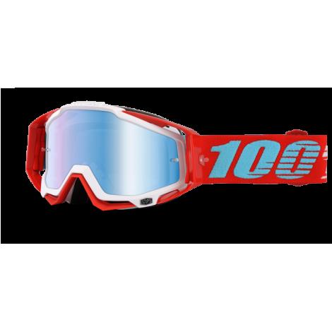 Motokrosové brýle 100% Kepler s čírým sklem 2017