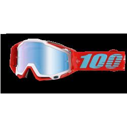 Motokrosové brýle 100% Racecraft Kepler se zrcadlovým i čirým sklem 2017