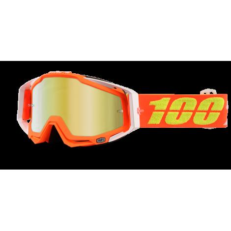 Motokrosové brýle 100% Razmataz s čírým sklem 2017