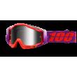 Motokrosové brýle 100% Watermelon se zrcadlovým i čirým sklem 2017