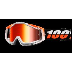 Motokrosové brýle 100% Ultrasonic s čírým sklem 2017