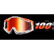Motokrosové brýle 100% Ultrasonic se zrcadlovým i čirým sklem 2017