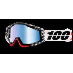 Motokrosové brýle 100% Zoolander s čírým sklem 2017