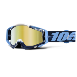 Motokrosové brýle 100% TieDye s čírým sklem 2017