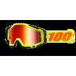 Motokrosové brýle 100% Attack Yellow s čírým sklem 2017