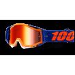 Motokrosové brýle 100% Derestricted se zrcadlovým i čirým sklem 2017