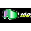 Motokrosové brýle 100% Simbad se zrcadlovým i čirým sklem 2017